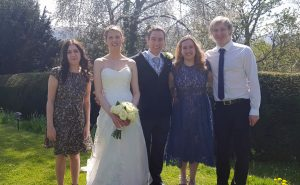 Book acoustic band wedding singer in South Wales