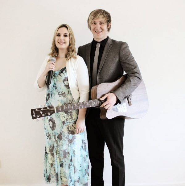 Kodiak Avenue Acoustic Wedding Music Duo South Wales